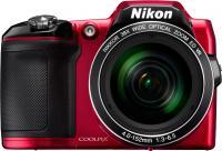 Фотоаппарат Nikon Coolpix L840 (красный) -
