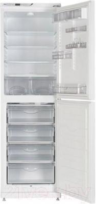 Холодильник с морозильником ATLANT МХМ 1848-06 - внутренний вид