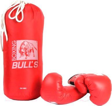 Набор для бокса детский Bulls 354-10003 - общий вид
