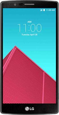 Смартфон LG G4 Dual 32Gb / H818P (коричневый)