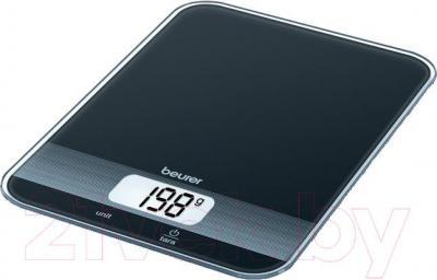 Кухонные весы Beurer KS19 Black - общий вид