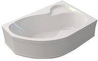 Ванна акриловая Artel Plast Валерия R 160x105 -