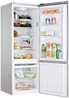 Холодильник с морозильником Beko CS325000S - внутренний вид