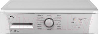 Стиральная машина Beko WKB 51001 MS - панель управления
