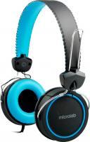 Наушники Microlab K300 (черно-синий) -