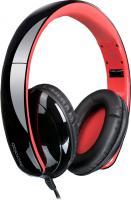 Наушники-гарнитура Microlab K310 (черно-красный) -