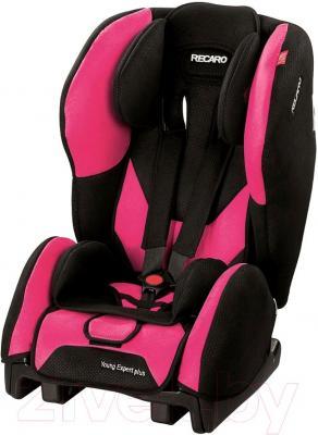 Автокресло Recaro Young Expert Plus (розовый) - общий вид