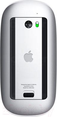 Мышь Apple Magic Mouse MB829ZM/B - вид снизу