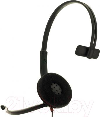 Односторонняя гарнитура Plantronics Blackwire C310-M - вид сбоку