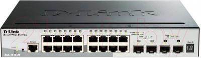 Коммутатор D-Link DGS-1510-20