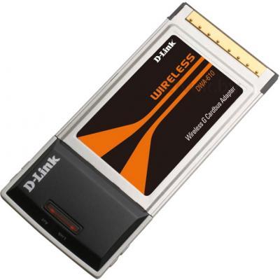 Беспроводной адаптер D-Link DWA-610 - общий вид
