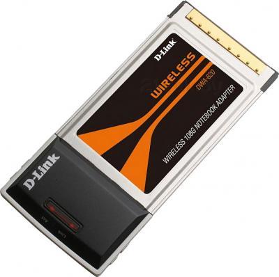 Беспроводной адаптер D-Link DWA-620 - общий вид
