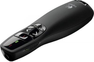 Универсальный пульт ДУ Logitech Wireless Presenter R400 - общий вид