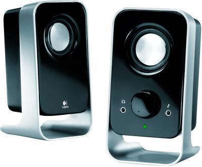Мультимедиа акустика Logitech Speakers LS-11 (980-000046) - общий вид