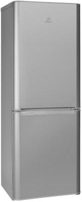 Холодильник с морозильником Indesit BIA 16 S - вид спереди