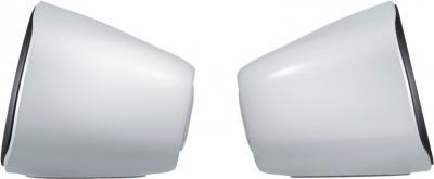 Мультимедиа акустика Logitech Speakers Z110 (980-000508) - вид сбоку