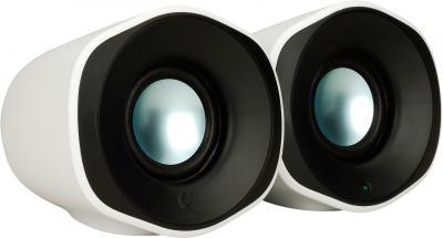 Мультимедиа акустика Logitech Speakers Z110 (980-000508) - общий вид