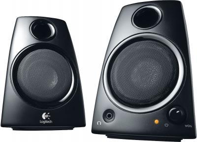 Мультимедиа акустика Logitech Speakers Z130 (980-000418) - общий вид