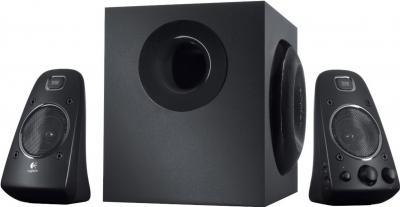 Мультимедиа акустика Logitech Speaker System Z623 (980-000403) - общий вид