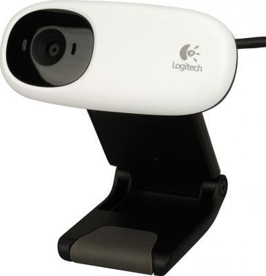 Веб-камера Logitech Webcam C110 (960-000754) - общий вид