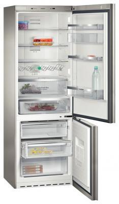 Холодильник с морозильником Siemens KG49NS50 - общий вид