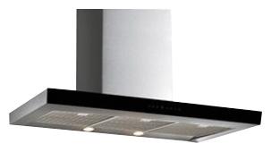 Вытяжка Т-образная Control Air SI box 60 Inox - общий вид