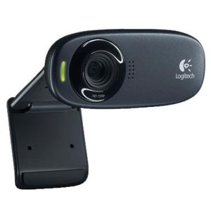 Веб-камера Logitech C310 (960-000638)