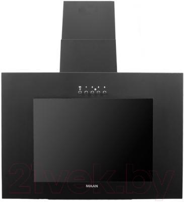 Вытяжка декоративная MAAN Vertical G (60, черный)
