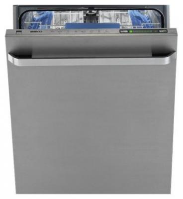 Посудомоечная машина Beko DDN 5833 X - вид спереди