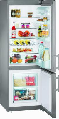 Холодильник с морозильником Liebherr CUPesf 2721 - общий вид