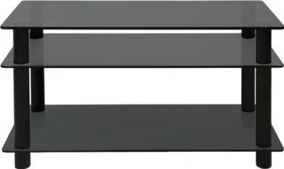 Стойка для ТВ/аппаратуры Стекломодерн CTV-43 - общий вид