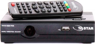 Тюнер цифрового телевидения TV Star T910 USB PVR - пульт и тюнер