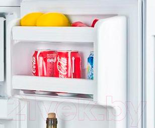 Холодильник с морозильником Daewoo Electronics FN-15A2W