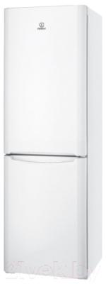 Холодильник с морозильником Indesit BIHA 20