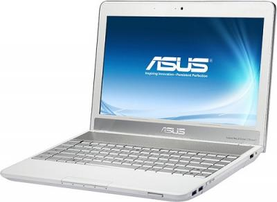 Ноутбук Asus N45SF (90N6LL228W2A36VD13AU) (Black) - Вид спереди сбоку