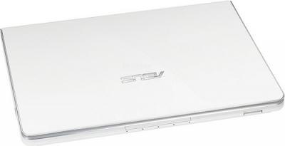 Ноутбук Asus N45SF (90N6LL228W2A36VD13AU) (Black) - Вид в закрытом состоянии