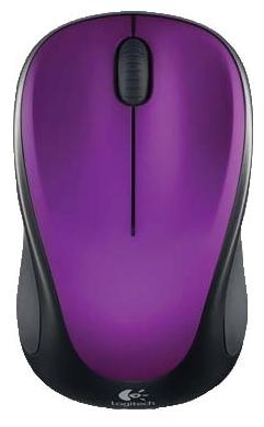 Мышь Logitech M235 Wireless Mouse (910-003039) - общий вид