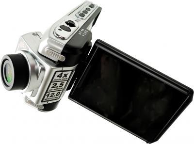 Автомобильный видеорегистратор DOD F900LHD Silver - общий вид