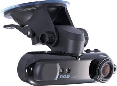 Автомобильный видеорегистратор DOD GS600 - общий вид