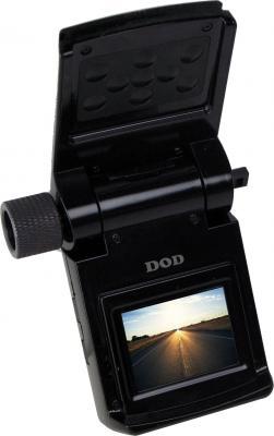 Автомобильный видеорегистратор DOD GSE550 - дисплей