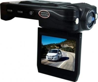 Автомобильный видеорегистратор Recordeye DC712 - дисплей