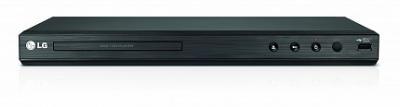 DVD-плеер LG DVX632 - общий вид