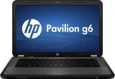 Ноутбук HP Pavilion g6-1305er (A8M74EA) - фронтальный вид