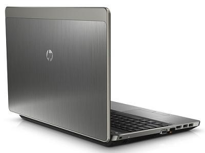 Ноутбук HP 4530s (A6D95EA) - Вид сзади