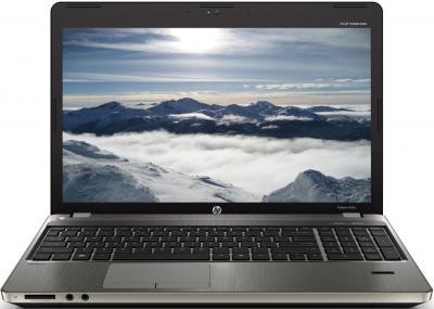 Ноутбук HP 4535s (A6E34EA) - фронтальный вид