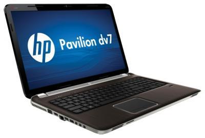 Ноутбук HP Pavilion dv6-6c05er (A8U49EA) - повернут
