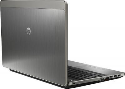 Ноутбук HP 4530s (A6F24EA) - Вид сзади сбоку