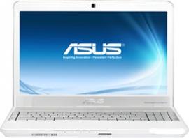 Ноутбук Asus N55SF-S2294D (White) - спереди