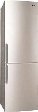 Холодильник с морозильником LG GA-B439BECA - общий вид