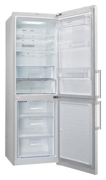 Холодильник с морозильником LG GA-B439BVQA - общий вид